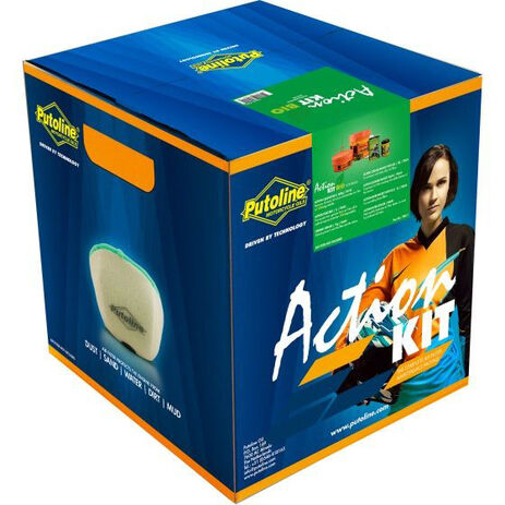 _Putoline Air Filter Care Kit Biodegradable | PT70011 | Greenland MX_