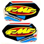 _FMF Power Core 2 Patriot Replacement Silencers Sticker | 014844 | Greenland MX_