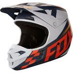 _Fox V1 Sayak Helmet Orange | 19534-009-P | Greenland MX_