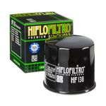 _Hiflofiltro Suzuki KLT-A400 09-16 Oil Filter | HF138 | Greenland MX_