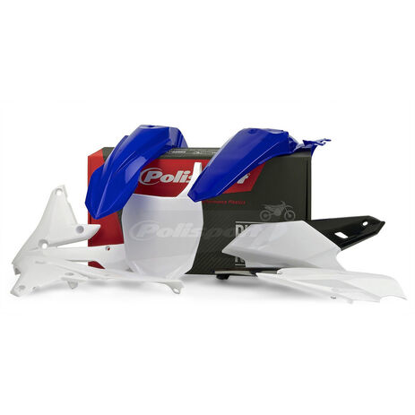 _Polisport Yamaha YZ 250 F 14-18 YZ 450 F 14-17 Plastic Kit OEM | 90581 | Greenland MX_