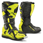 _Forma Dominator Comp 2.0 Boots Black/Fluo Yellow | 70400009-00P | Greenland MX_