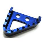 _Gnerik Husqvarna 14-16 Husaberg 08-13 Replacement Brake Pedal Tip Blue | GK-38246 | Greenland MX_
