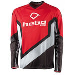 _Hebo Trial PRO-18 Jersey Red | HE2180R | Greenland MX_