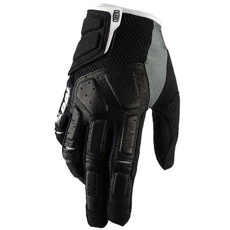 _Gloves 100% Simi MTB Black | 10003.001.00P | Greenland MX_