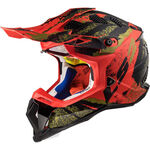 _LS2 MX470 Subverter Helmet Black/Red | 404702432 | Greenland MX_