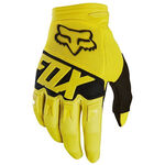 _Fox Dirtpaw Race Youths Gloves 2018 Yellow | 19507-005-P | Greenland MX_