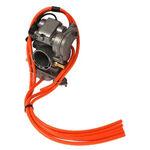 _Carburetor Bacuum Hose Kit 2 Strokes 4MX Orange | 4MX-CVOR | Greenland MX_