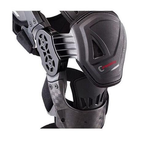 _Leatt C-Frame Pro Carbon Knee Guard | LB5017010100P | Greenland MX_