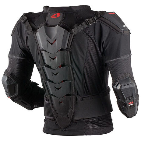 _EVS Comp Suit Jacket Protector Black | CSBKP | Greenland MX_