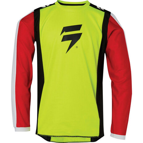 _Shift Whit3 Race 2 Youth Jersey   24166-130   Greenland MX_