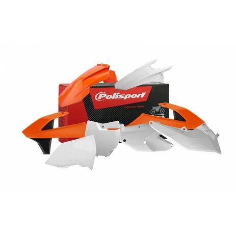 _Polisport KTM SX 125/144/250 SX-F 16-..SX 250 17-.. Plastic Kit | 90679 | Greenland MX_