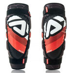 _Acerbis Soft 3.0 Elbow Guards Black/Red | 0022780.323 | Greenland MX_