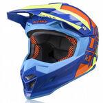 _Acerbis Profile 4.0 Helmet Orange/Yellow | 0022821.206 | Greenland MX_