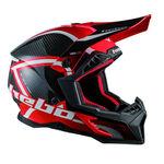 _Hebo MX Legend Carbon Helmet | HC0550R | Greenland MX_