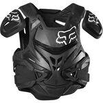_Fox AirFrame Pro Jacket Protector Black | 19909-001 | Greenland MX_