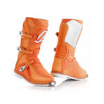 _Acerbis X-Kid Youth Boots Orange | 0023415.010 | Greenland MX_