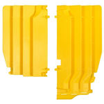 _Suzuki Radiator Louver Kit RMZ 250 10-18 Yellow | 8456100002 | Greenland MX_