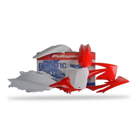 _Polisport CRF 250 10-13 CRF 450 09-12 plastic kit | 90154 | Greenland MX_