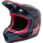 _Fox V2 Dier Helmet Blue | 28031-203 | Greenland MX_