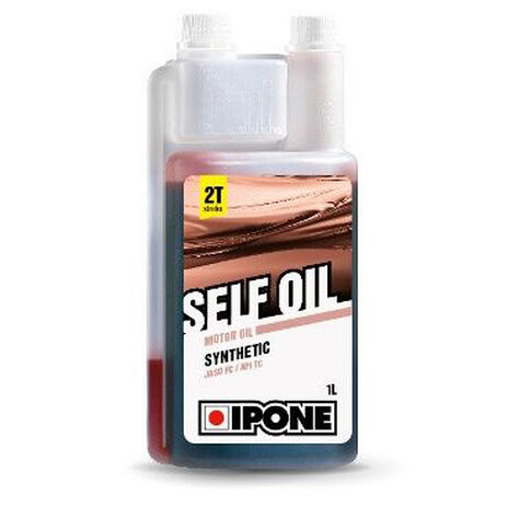 _Ipone Synthetic Self Oil 2 strokes Oil 1 liter | LIP-304 | Greenland MX_