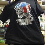 _TJ Usa Skull T-shirt Black | CABSKULLUSA | Greenland MX_