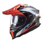 _LS2 MX701 C Explorer Fontier Helmet   407016126   Greenland MX_