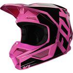 _Fox V1 Prix Helmet Youth Pink | 25478-170 | Greenland MX_