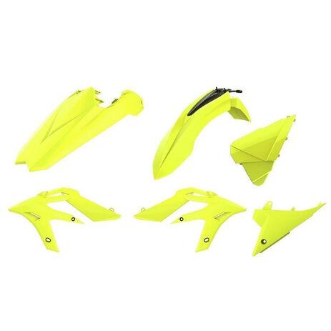 _Polisport Beta X-Trainer 15-20 Plastic Kit Yellow Fluo | 90788 | Greenland MX_