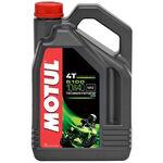 _Motul Oil  5100 10W40 4T 4L | MT-104068 | Greenland MX_