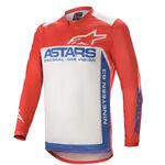 _Alpinestars Racer Supermatic Jersey | 3761521-3172 | Greenland MX_