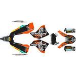 _KTM EXC/EXC-F 08-11 Full Sticker Kit WESS   SK-KTEXC0811WSBKOR-P   Greenland MX_