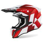 _Airoh Twist 2.0 Lift Helmet Red   TW2LF55   Greenland MX_