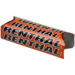 _Renthal fat bar square handlebar pad orange   P276   Greenland MX_
