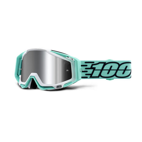 _100% Goggles Racecraft Plus Flash Mirror | 50120-339-P | Greenland MX_