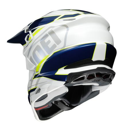 _Shoei Helmet VFX-WR Allegiant TC3 | VFXWRALLE30 | Greenland MX_