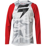 _Shift 3Lue Label Jersey Snow Camo | 23873-249 | Greenland MX_