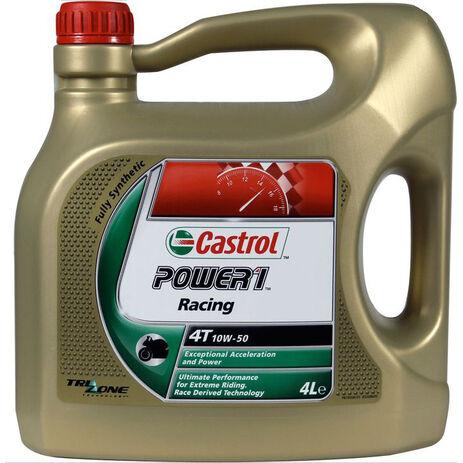 _Castrol Power 1 Racing 4T 10W-50 4 liter | LCR4T4L | Greenland MX_