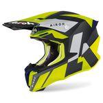 _Airoh Twist 2.0 Lift Helmet Yellow/Blue   TW2LF31   Greenland MX_