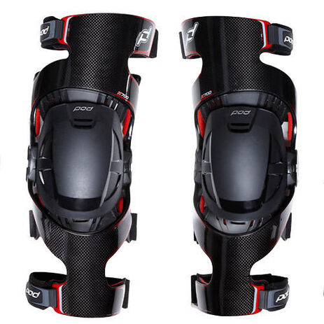 _Fox podmx knee braces k 700 | 08068-017-00P | Greenland MX_