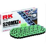 _RK 520 MXZ4 Super Reinforced Chain 120 Links Green | TC-RKMXZ4G | Greenland MX_