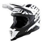 _Acerbis X-Racer VTR Helmet White/black   0023444.315   Greenland MX_