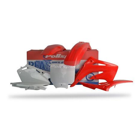 _Polisport CR 85 03-07 plastic kit   90078   Greenland MX_