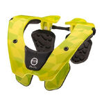 _Atlas Tyke Neon Prism Youth Neck Support Yellow | AT304000 | Greenland MX_