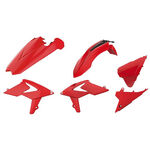 _Polisport Beta RR 2T/4T 18 Plastic Kit Red   90794   Greenland MX_
