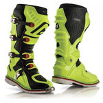 _Acerbis X-Move 2.0 Boots Yellow Fluor | 0017719.443 | Greenland MX_