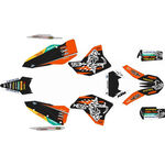 _KTM EXC/EXC-F 08-11 Full Sticker Kit WESS   SK-KTEXC0811WSORBK-P   Greenland MX_
