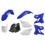 _Polisport MX Restyling Yamaha YZ 125/250 02-14 to 15-18 Plastic Kit OEM   90716   Greenland MX_