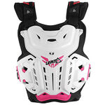 _Leatt Chest Protector 4.5 White/Pink | LB5016300100 | Greenland MX_