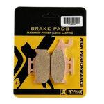 _Prox Kawasaki KX 125/250 89-94 Yamaha YZ/WR 400 F 98 Rear Brake Pads | 37.201202 | Greenland MX_